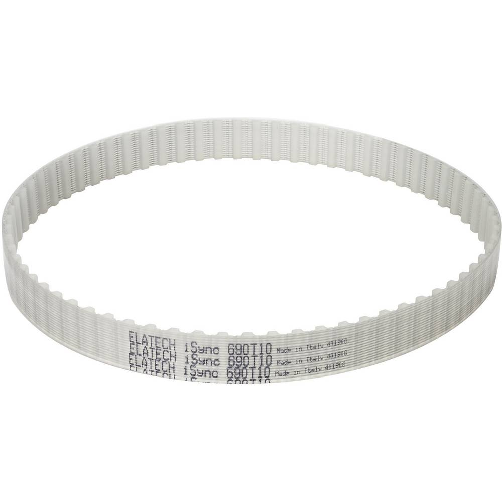 Zobati jermen SIT ELATECH iSync Profil T5 širina: 25 mm skupna dolžina: 270 mm število zob: 54
