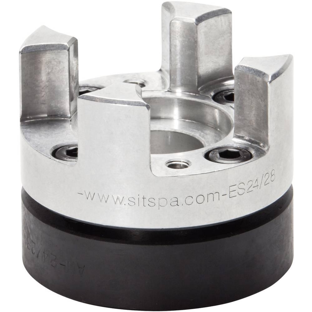 SIT TRASCO-ES Krempljasti spojni pesto GESP1924 ne-vrtan, dolžina vrtine 25 mm zunanji premer 40 mm