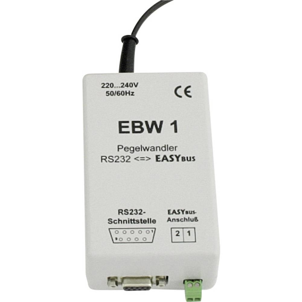 Greisinger EBW 1 Vmesniški pretvornik EBW 1 RS232 na EASYbusPrimeren za Greisinger, seri 602664
