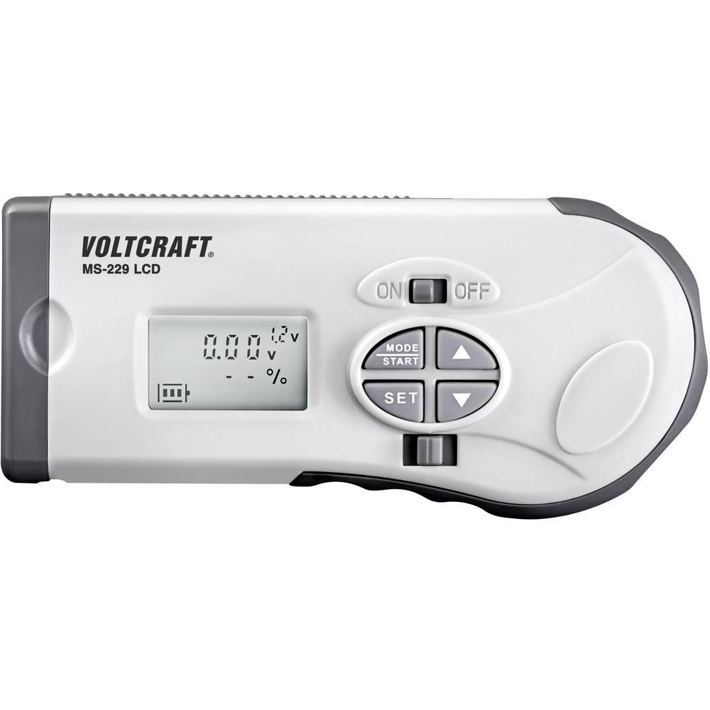 VOLTCRAFT MS-229 LCD ispitivač baterija za 1,2 - 12 V baterije