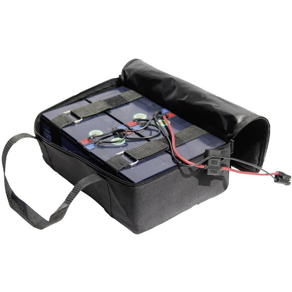 SXT Scooters SP0051 E-Scooter na akumulator 48 V 12 Ah Nadomešča originalno baterijo SP0051 Primerno za znamko SXT