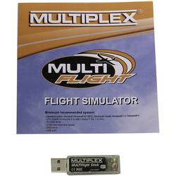 simulator letenja za modelarstvo Multiplex MULTIflight z vmesnikom