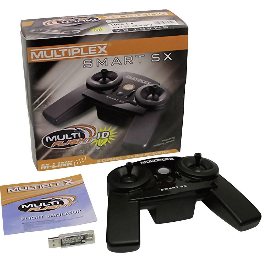 Simulator leta za modelarstvo Multiplex MULTIflight Plus Uklj. daljinski upravljač