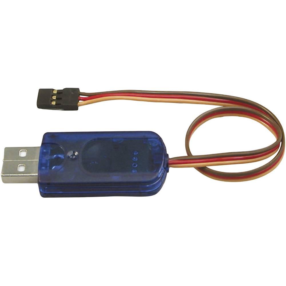 Multiplex (85149) USB-Kabel PC RX+S+Telemetrija (UNI)