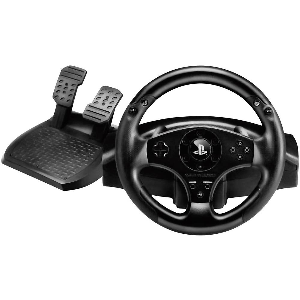 Volan s pedali Thrustmaster T80 Racing Wheel PlayStation® 3, PlayStation® 4 črna 4160598