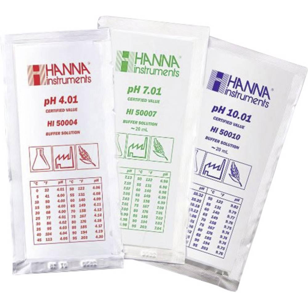 Hanna Instruments HI 77400 P1Puferna raztopina pH 4/pH 7 HI77400 P1 vrečka