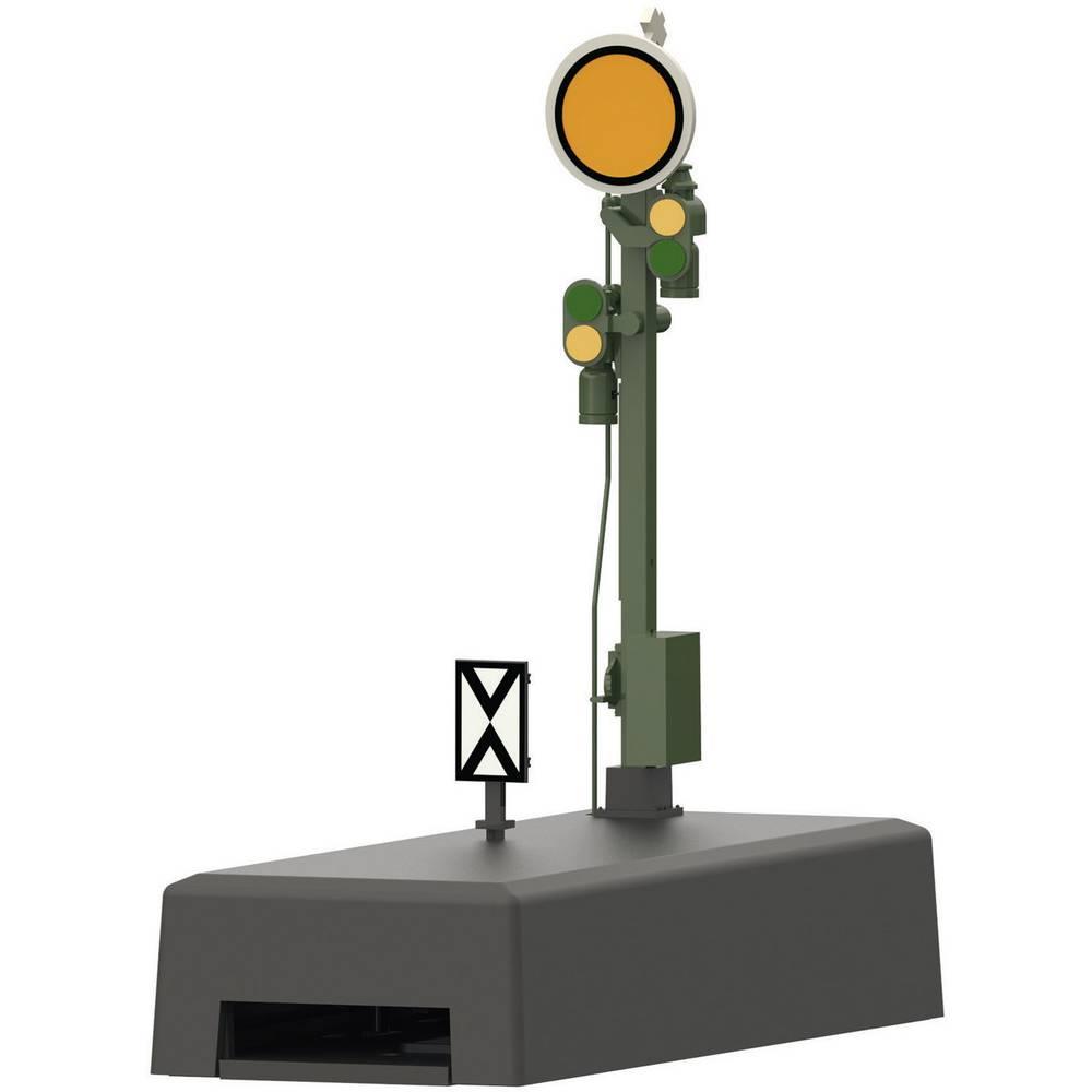 H0 Märklin 70361 Fizična signalna naprava Predsignal Končan model DB