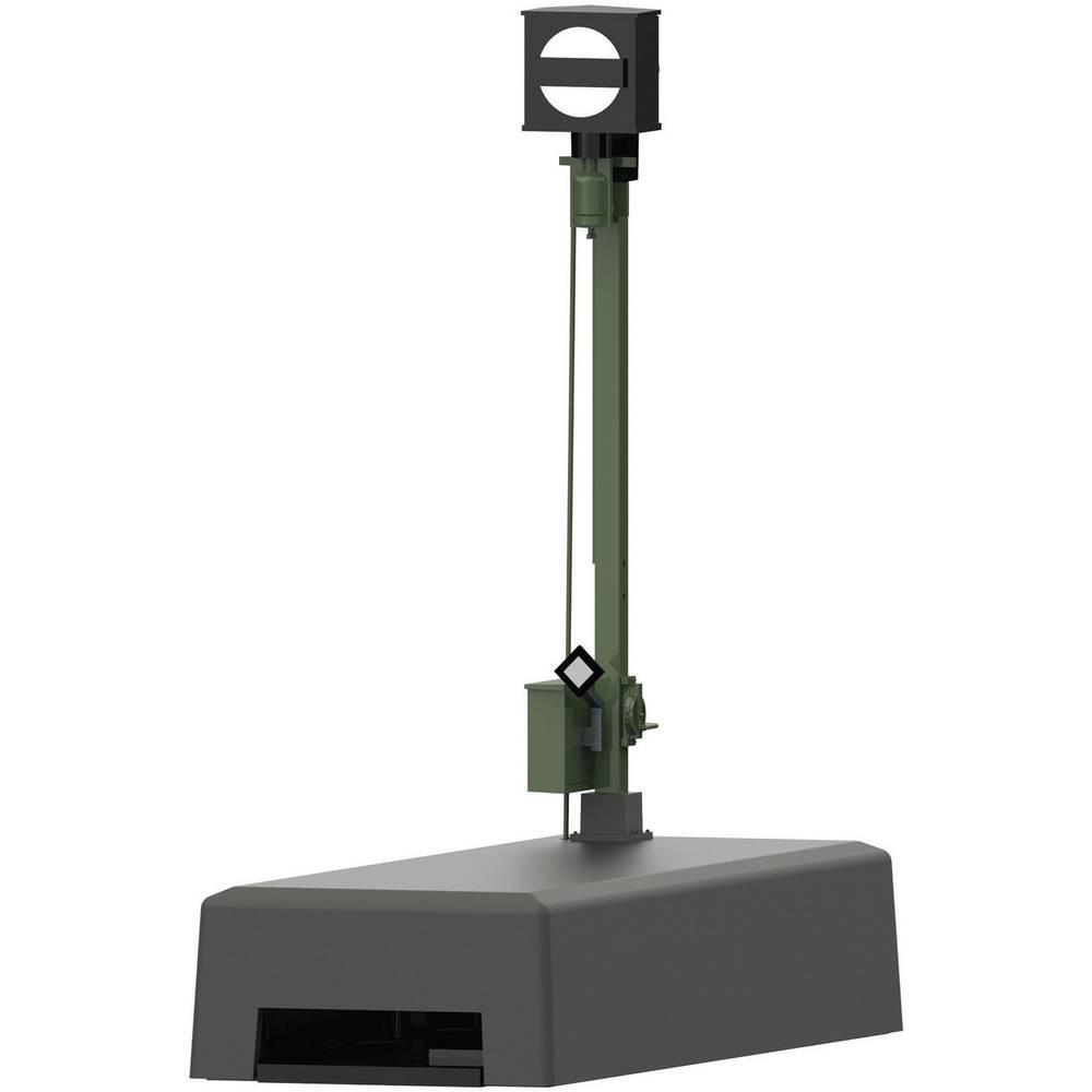 H0 Märklin 70421 Fizična signalna naprava Signal za blokiranje tirov Končan model DB