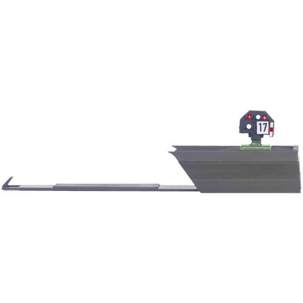 H0 Märklin 76471 Svetlobna signalna naprava Padajoč Signal za blokiranje tirov Končan model DB