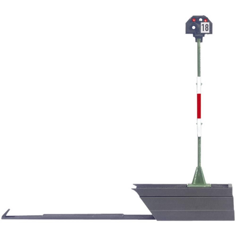 H0 Märklin 76472 Svetlobna signalna naprava Visok Signal za blokiranje tirov Končan model DB