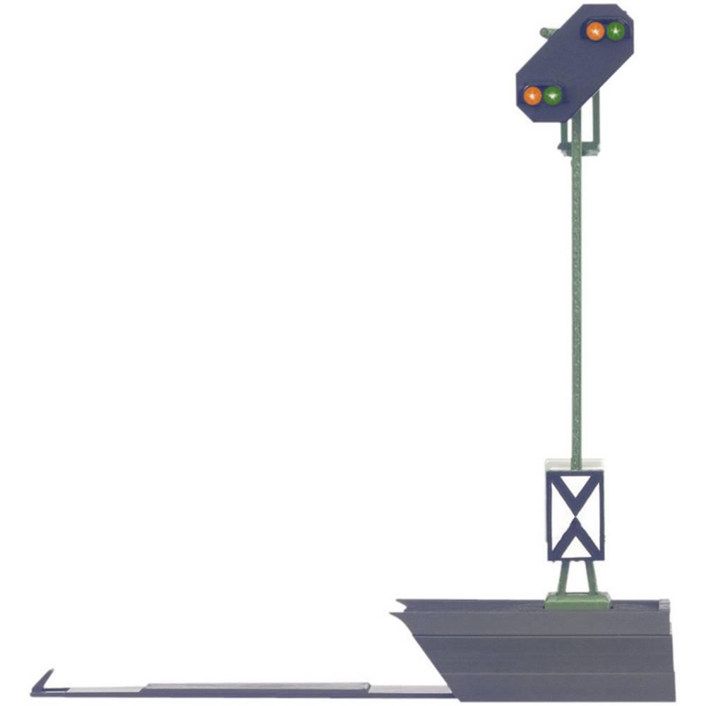 H0 Märklin 76480 Svetlobna signalna naprava Predsignal Končan model DB