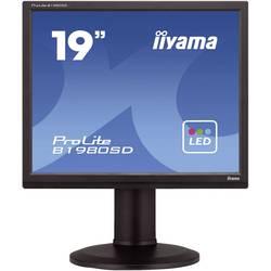 LED ekran 48.3 cm (19 Zoll) Iiyama B1980SD 1280 x 1024 Pixel 5:4 5 ms DVI, VGA TN LED