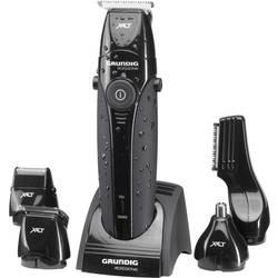 Aparat za striženje las in brade, Grundig MT8240 Wet&Dry pralni, črne barve