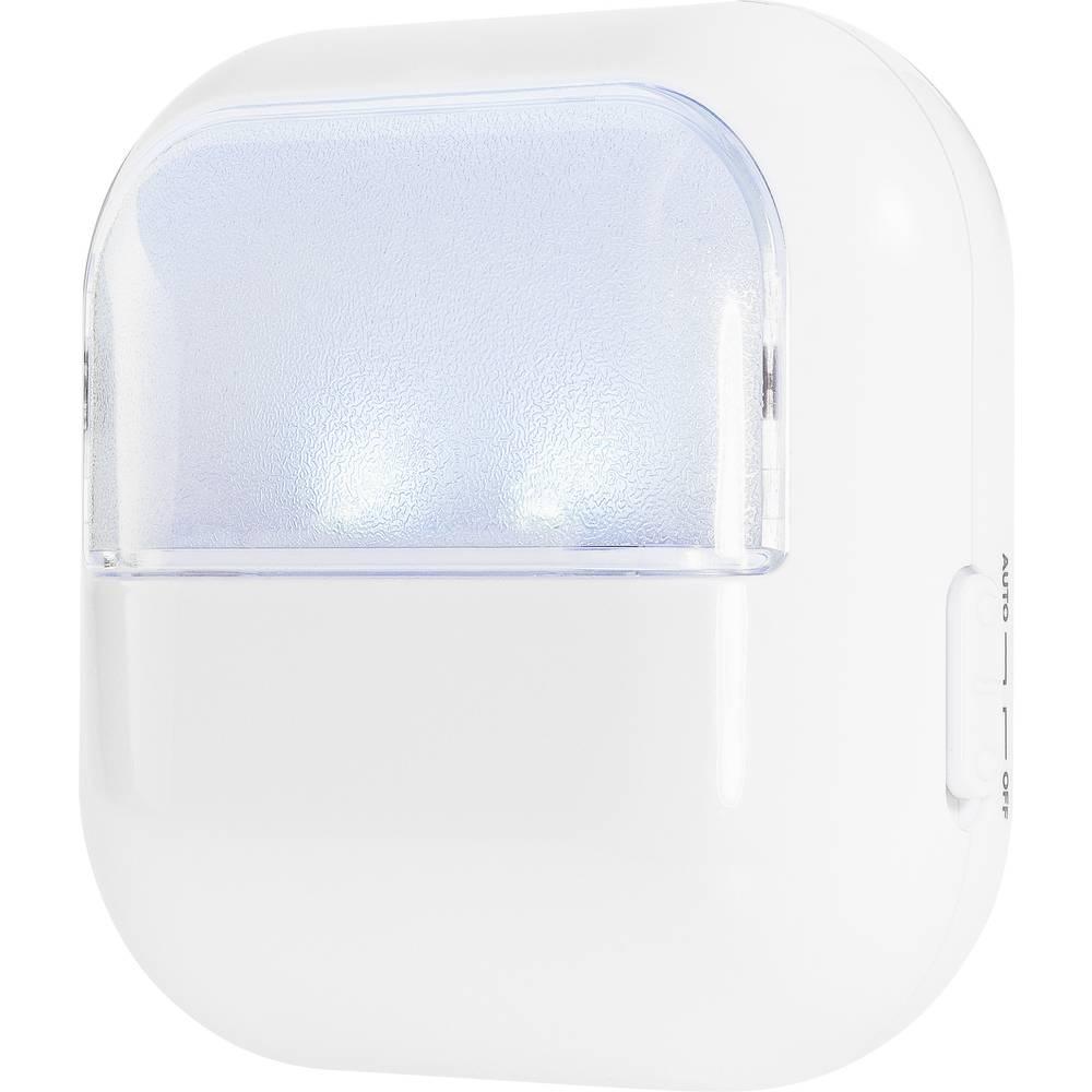 Renkforce noćno svjetlo Kim sa senzorom, Slave N047 LED bijela, LED fiksno ugrađena