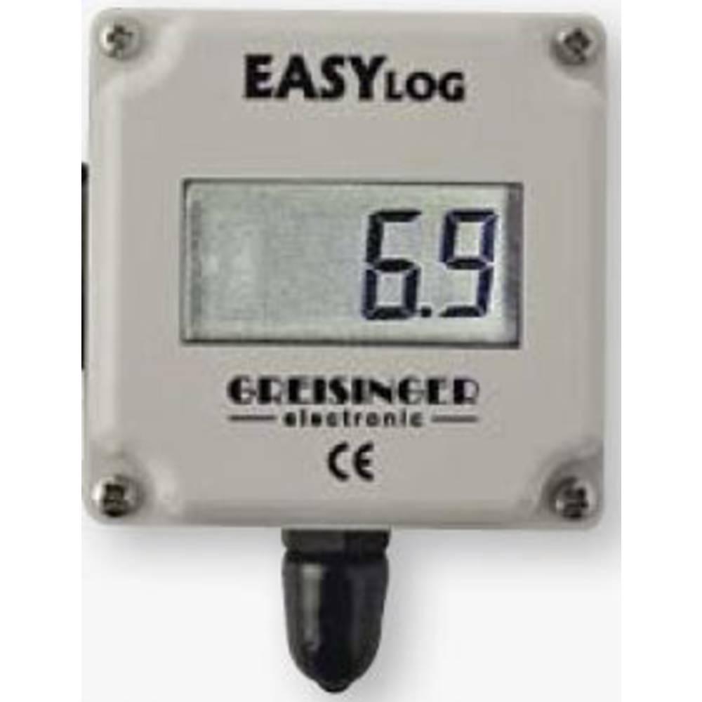Greisinger EASYLog 40NS K shranjevalnik standardnega signala, Li-Ion baterija