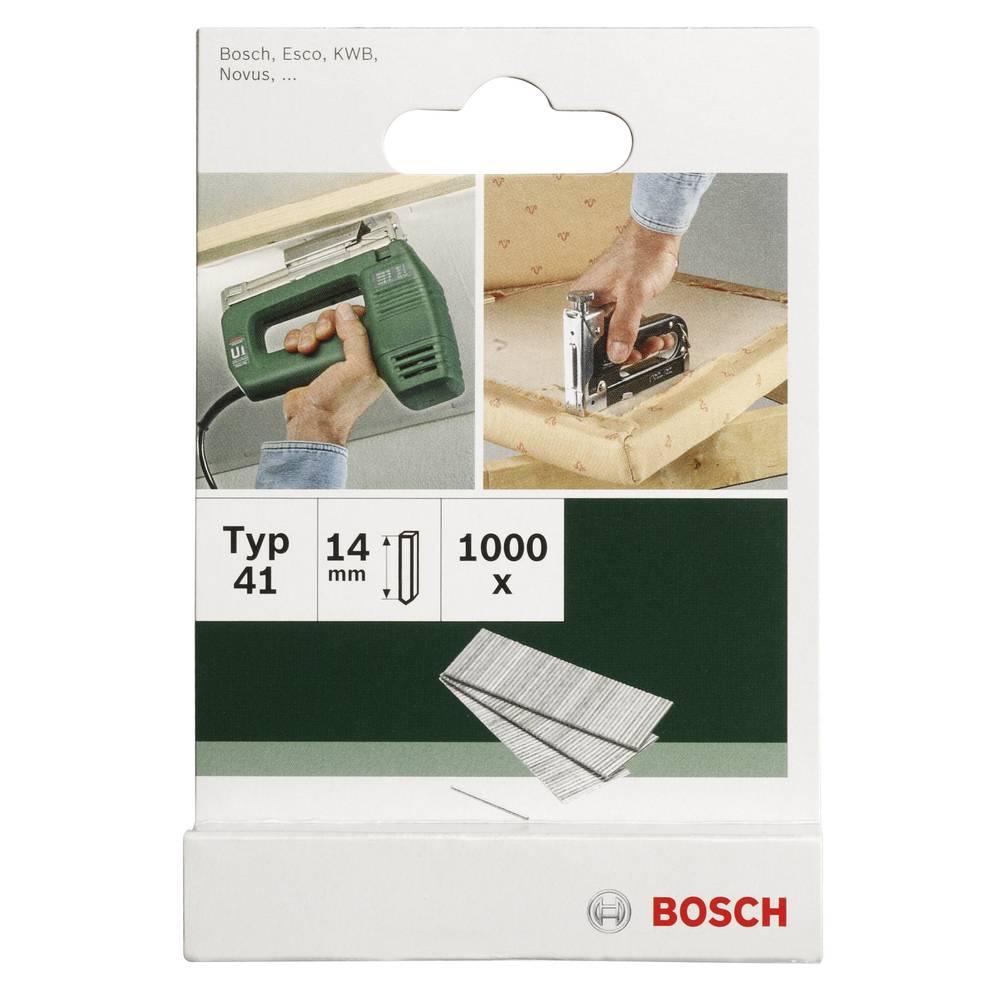 Zatiči tip 40 1000 kos Bosch 2609255804