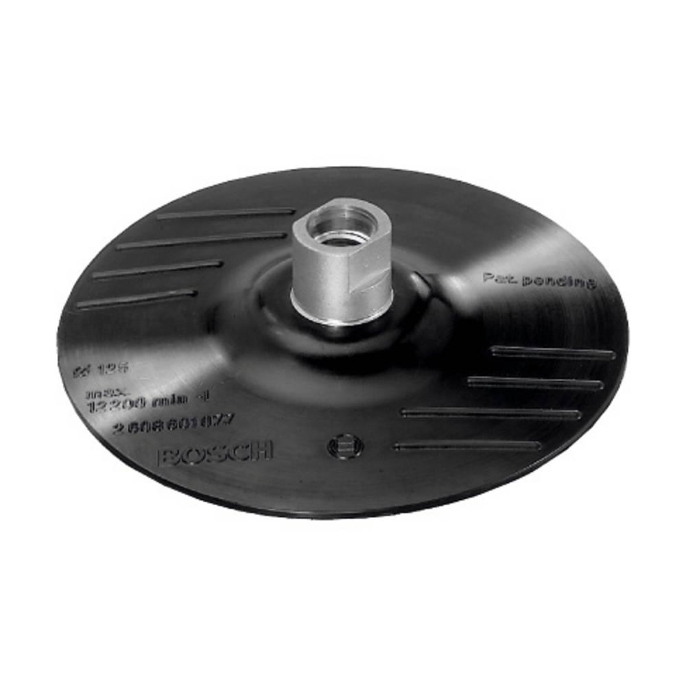 Gumijasta brusilna plošča za kotni brusilnik, sprijemalni sistem 115 mm Bosch 2609256271