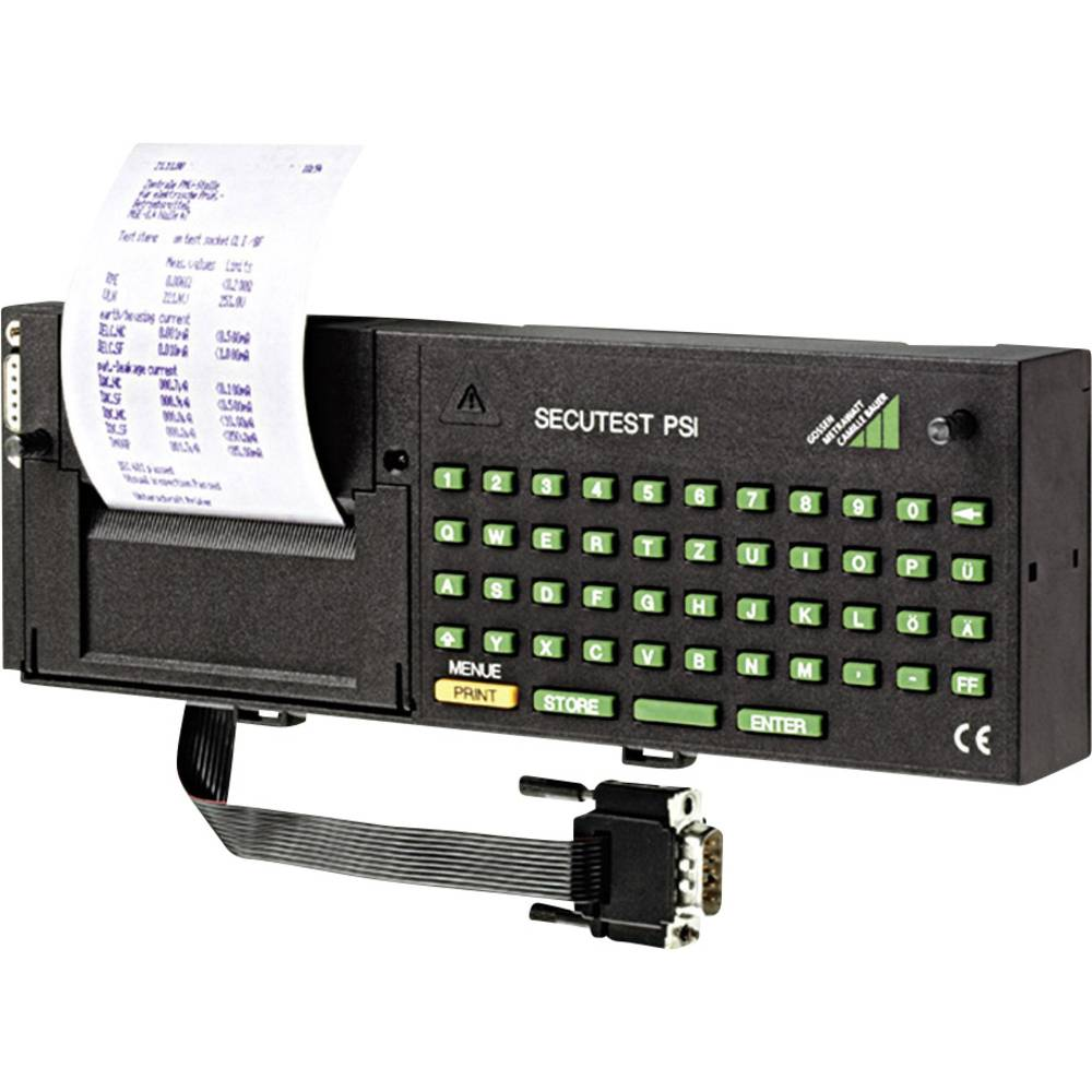 Modul za printer Gossen Metrawatt Secutest PSI, za tester Secutest SII, 10 06 61 GTM5016000R0001