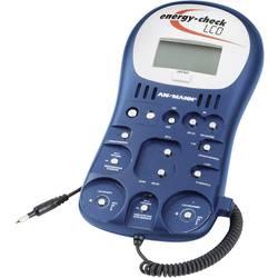 Tester baterij Ansmann Energy Check LCD 1.44 - 12 V baterije 4000392