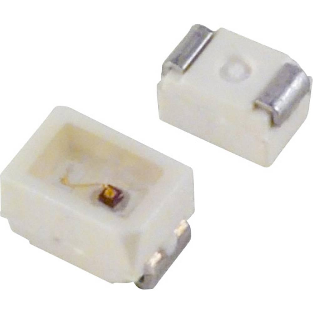 SMD-LED (value.1317393) OSRAM LP M67K-E2G1-25-Z SMD-2 1.57 mcd 120 ° Grøn
