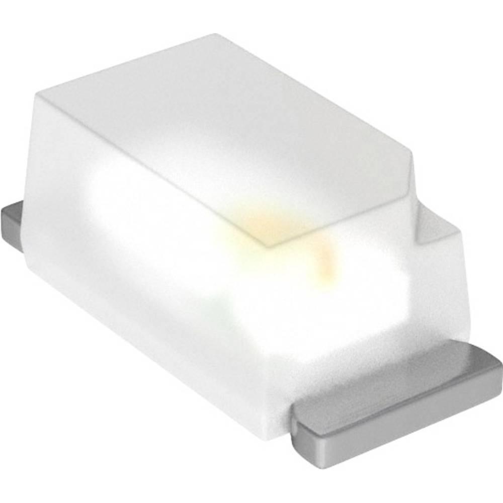 SMD LED OSRAM 1608 125.5 mcd 170 °, 130 ° Kølig hvid