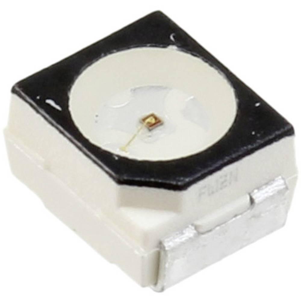 SMD LED OSRAM PLCC4 1350 mcd 120 ° Gul