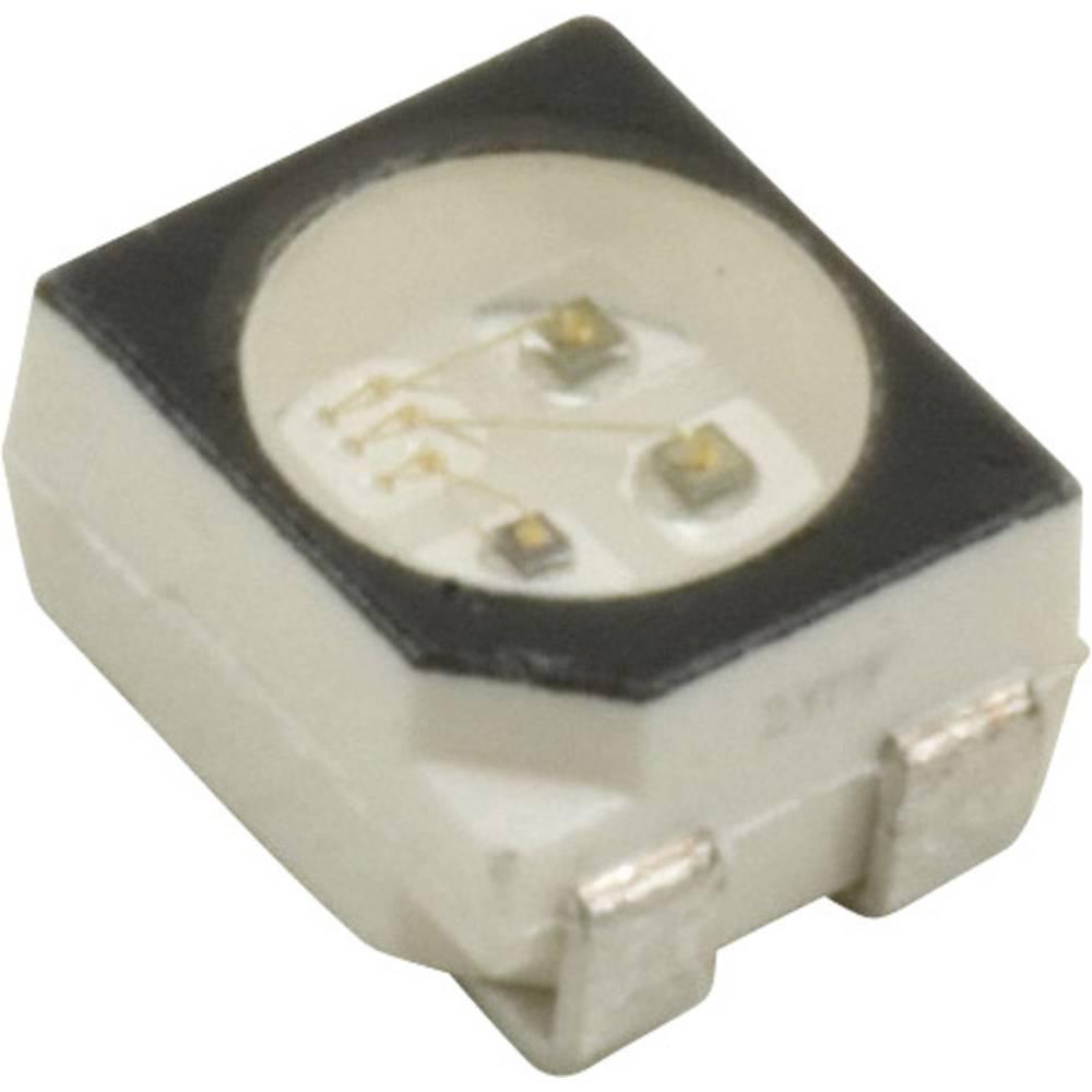 SMD LED OSRAM PLCC2 627.5 mcd 120 ° Gul