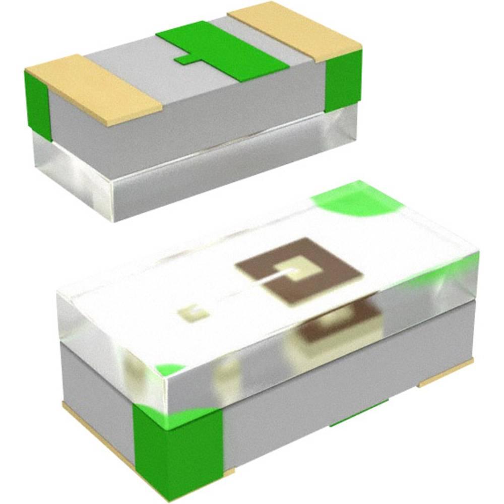 SMD-LED (value.1317393) OSRAM LB QH9G-N1P2-35-1 1005 49.5 mcd 155 °, 170 ° Blå