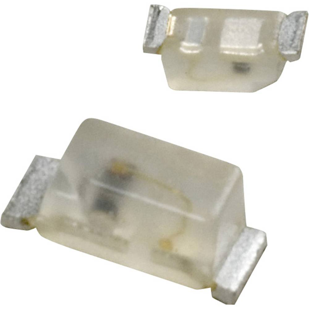 SMD-LED (value.1317393) OSRAM LS L29K-G1H2-1-Z 1608 3.15 mcd 160 ° Rød
