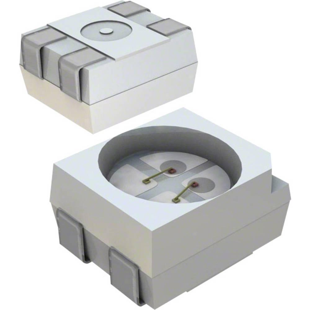 SMD-LED (value.1317393) OSRAM PLCC4 1680 mcd 120 ° Gul