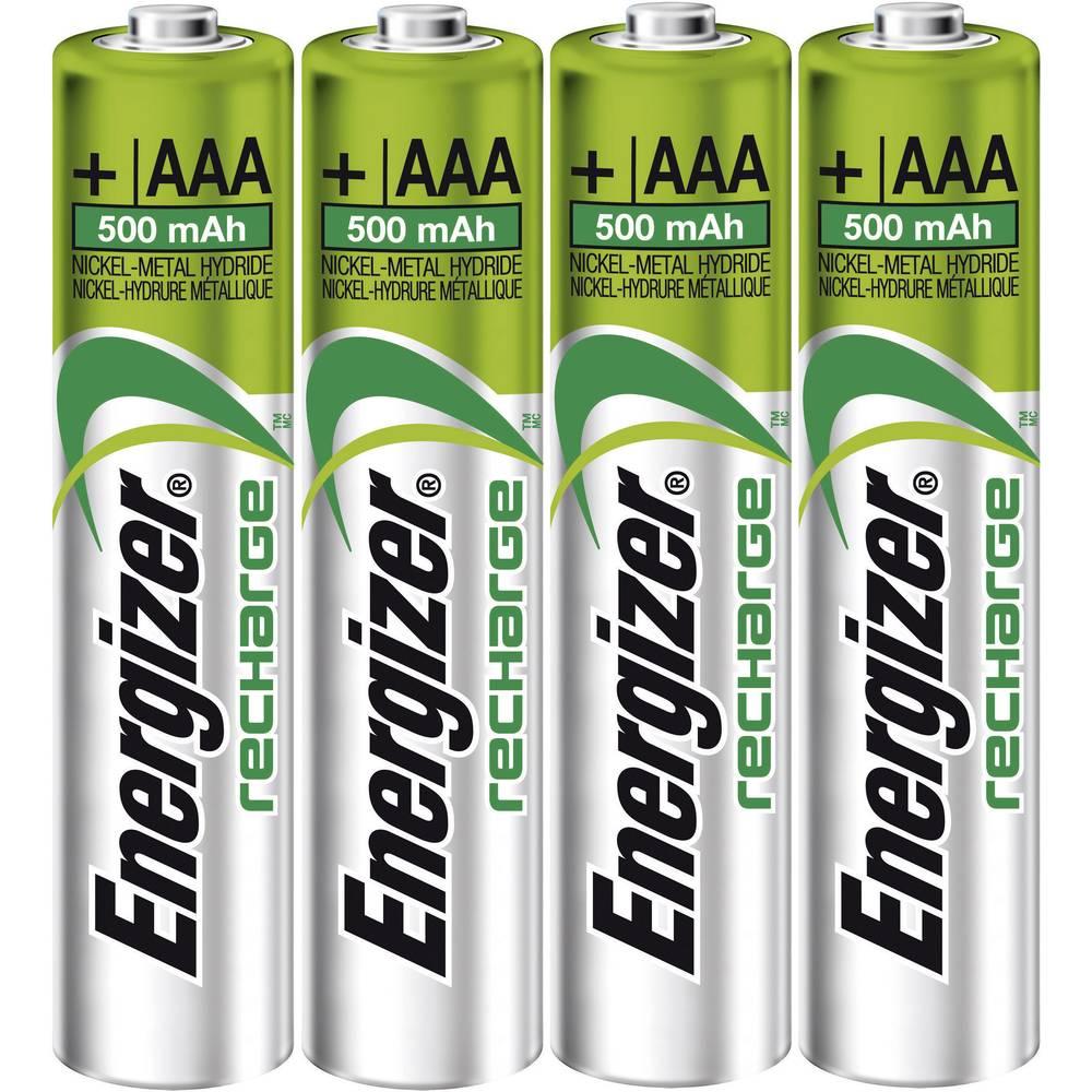 Micro akumulatorska baterija (AAA) NiMH Energizer Universal HR03 500 mAh 1.2 V, 4 kom.