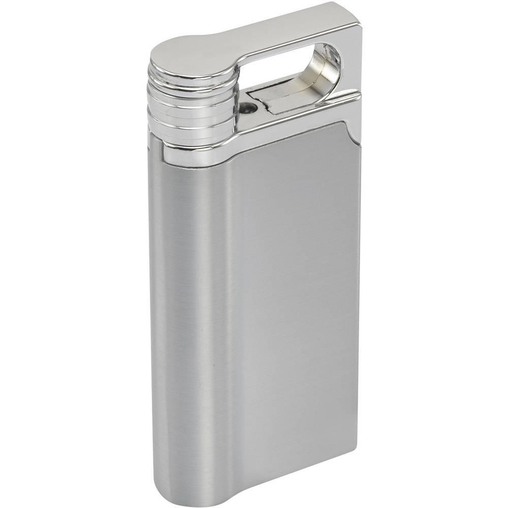 USB-žarilni vžigalnik srebrna