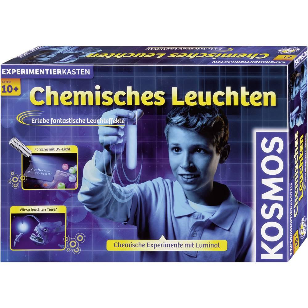 Eksperimentalna kutija Kosmos Kemijsko osvjetljavanje 644895 od 10 godina