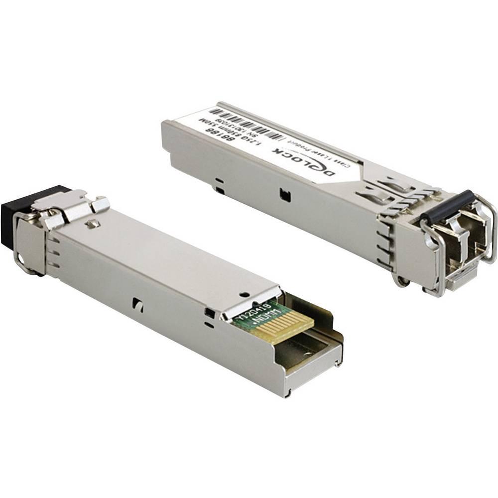 SFP oddajnik modul 1000 Mbit / s 550 m Delock 86186 tip modula SX