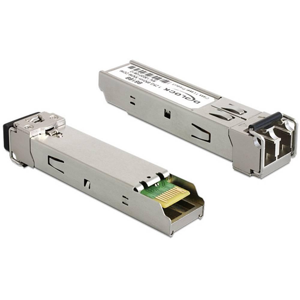 SFP oddajnik modul 1000 Mbit / s 550 m Delock 86188 tip modula SX