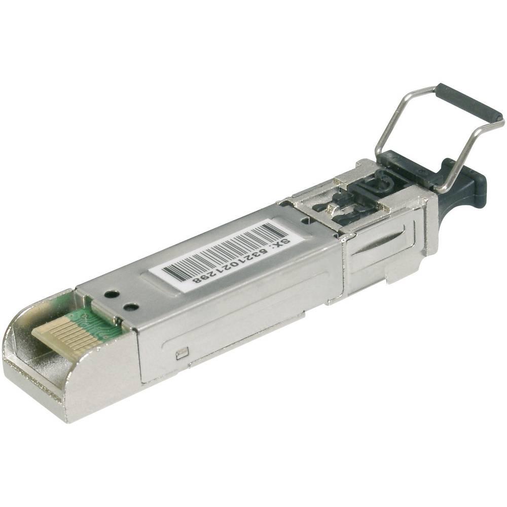 SFP-oddajniški modul 1000 MBit/s 550 m Digitus DN-81010 Modultyp SX