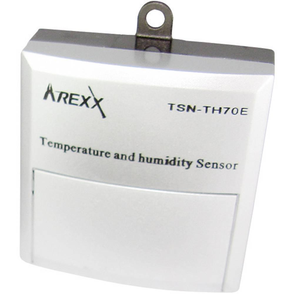AREXX TSN TH70E vlažnost: 0 -100% RH shranjevalnik podatkov,zapisovalnik meritev, -40 do