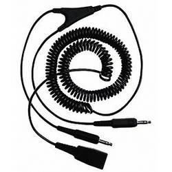 Jabra Spirale Kabel za telefonski naglavni komplet 2 m Črna