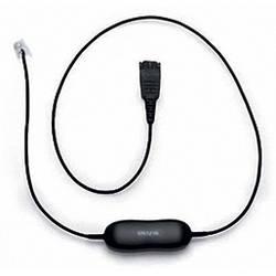 Jabra GN1216 Kabel za telefonski naglavni komplet Črna