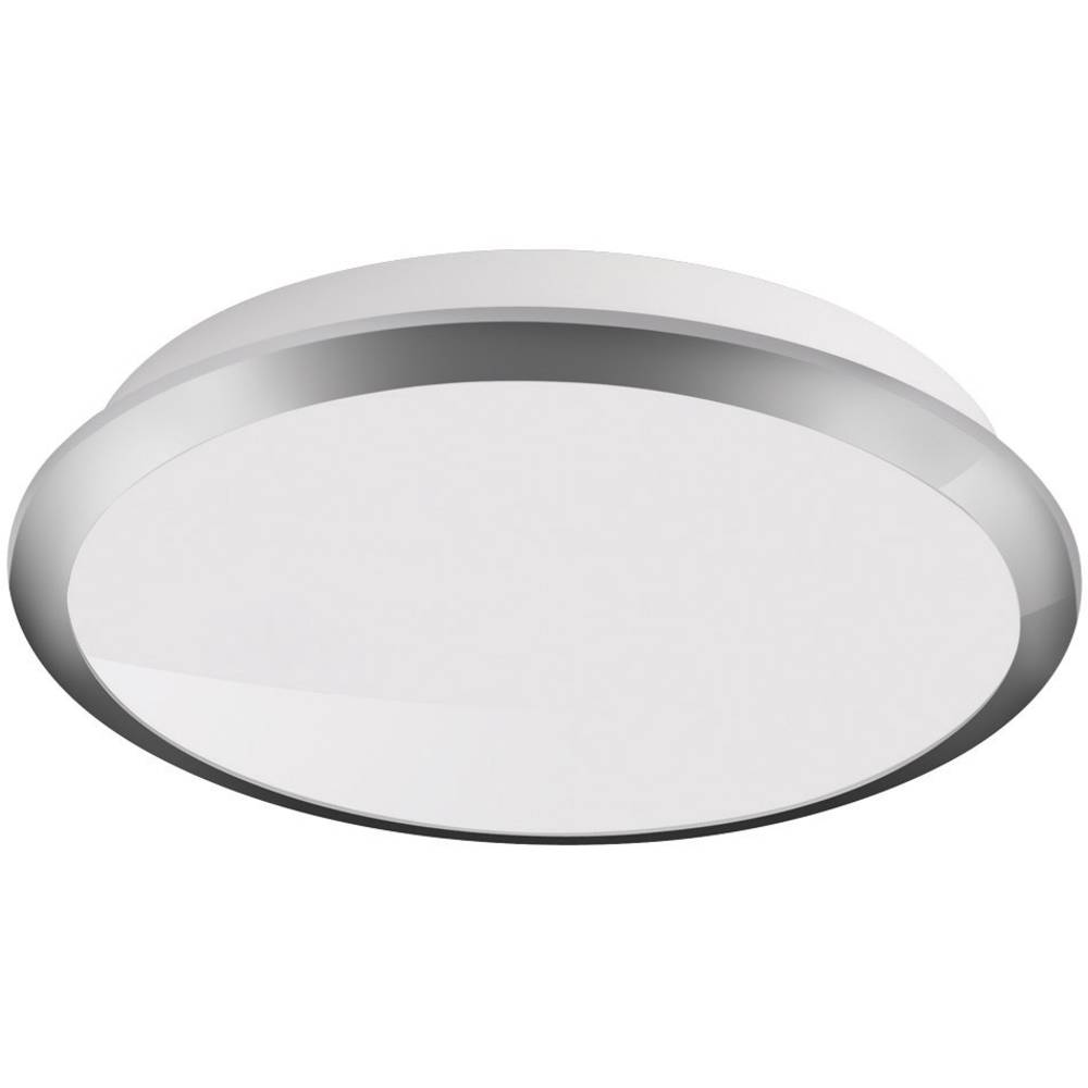 LED stropna svjetiljka 3.5 W topla bijela Philips Lighting Denim 309401116 krom