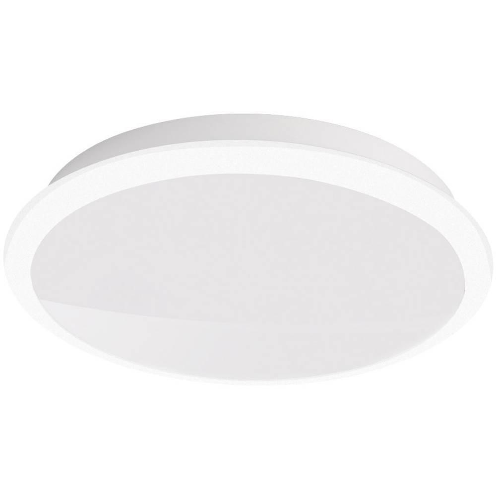 LED stropna svjetiljka 3.5 W topla bijela Philips Lighting Denim 309403116 bijela