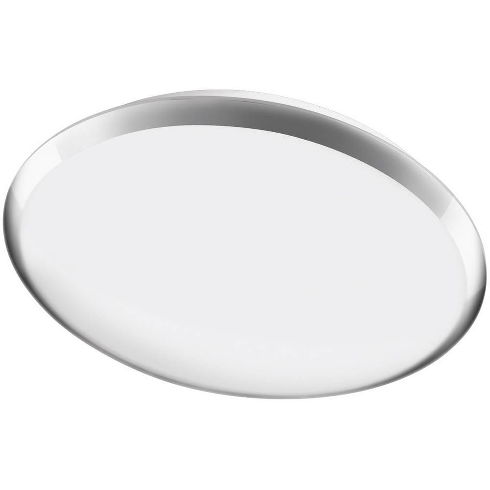 LED stropna svetilka 8 W topla bela Philips Lighting Denim 309411116 krom