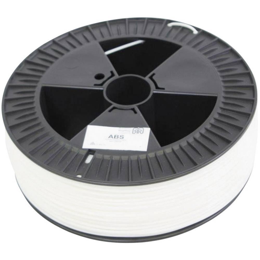 Polnilo (filament) za 3D tiskalnik German RepRap 100276 ABS umetna masa 3 mm, naravna barva
