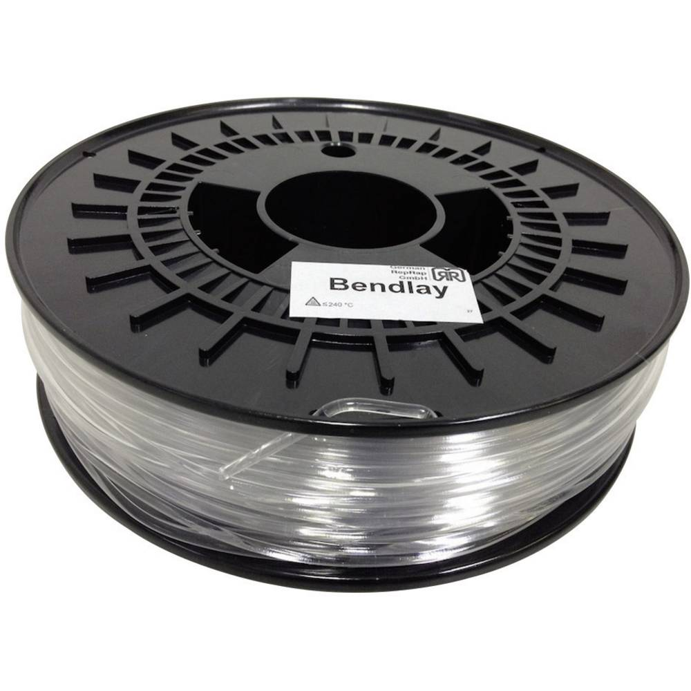Filament German RepRap 100262 Bendlay plastika 3 mm prirodna boja