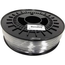 3D-skrivare Filament German RepRap 100262 Bendlay-plast 3 mm Natur 750 g