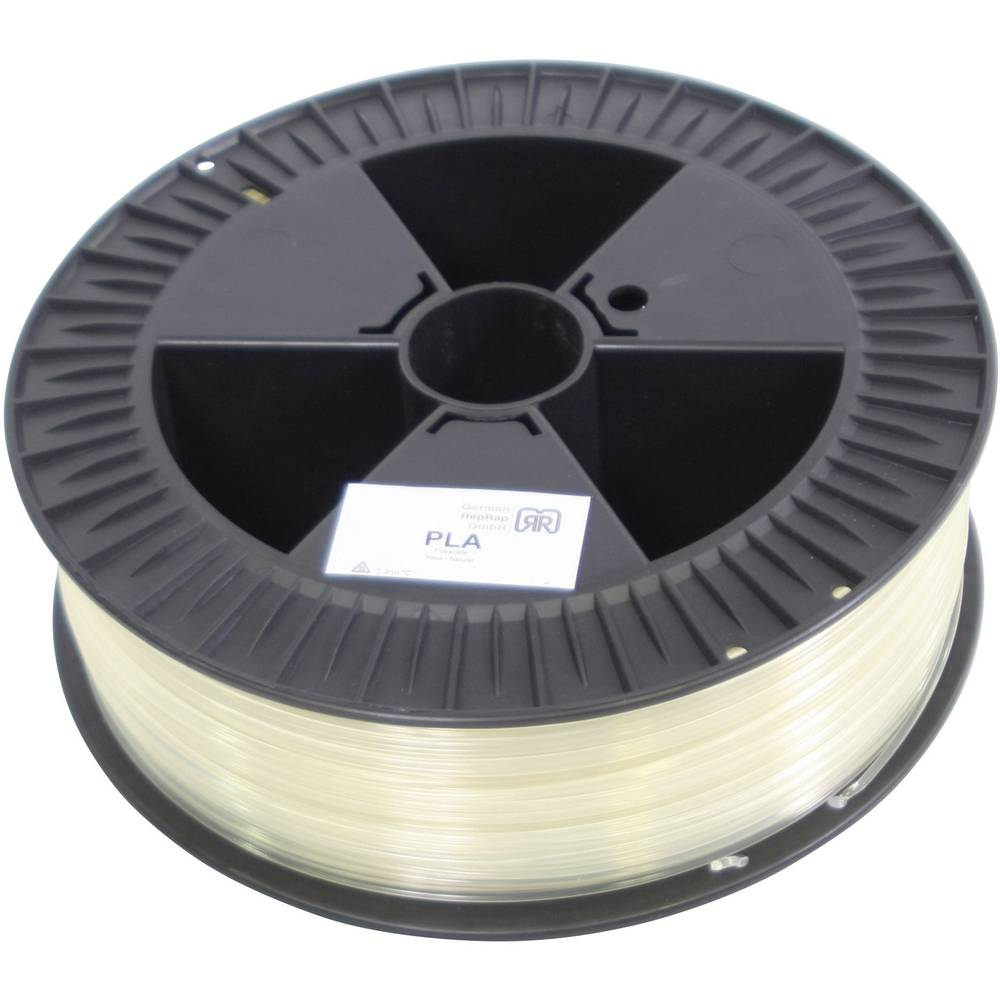 Filament German RepRap 100275 PLA plastika 3 mm prozirna