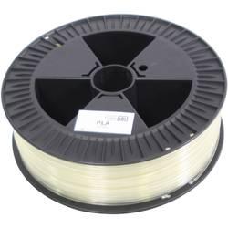 3D-skrivare Filament German RepRap 100275 PLA-plast 3 mm Transparent 2.1 kg