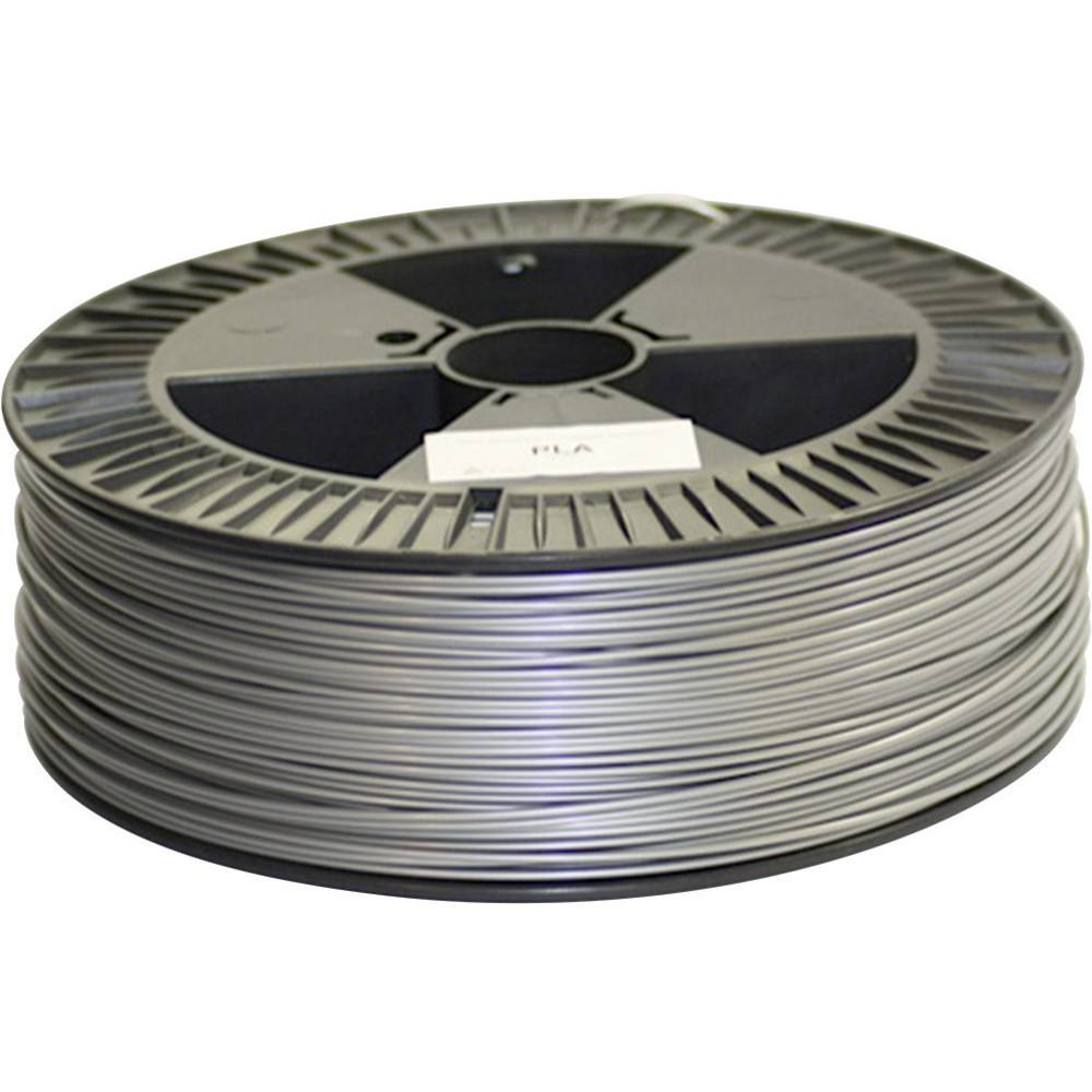 Filament German RepRap 100176 PLA plastika 3 mm srebrna