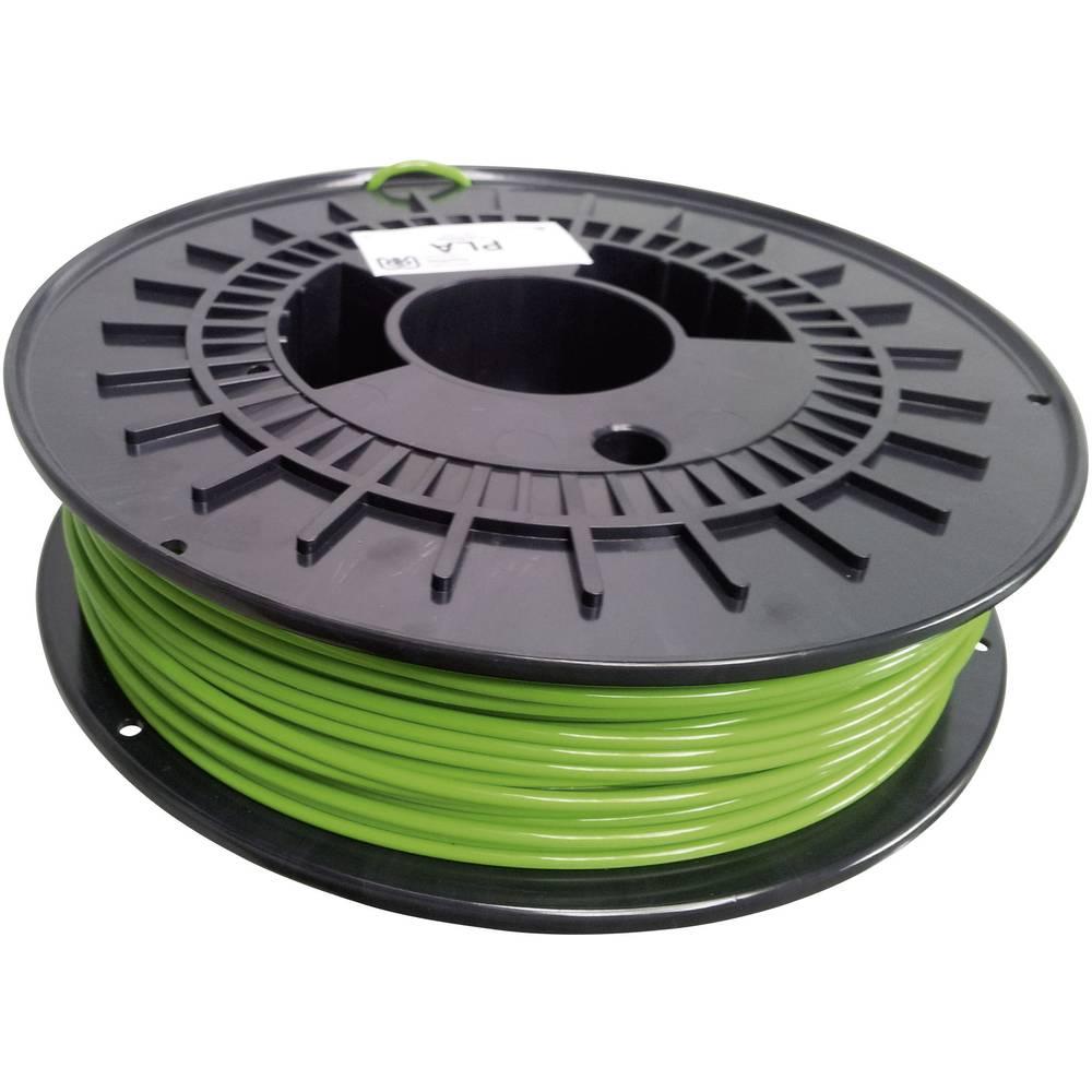 Filament German RepRap 100007 PLA plastika 3 mm žuto-zelena
