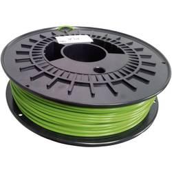 3D-skrivare Filament German RepRap 100007 PLA-plast 3 mm Gulgrön 750 g